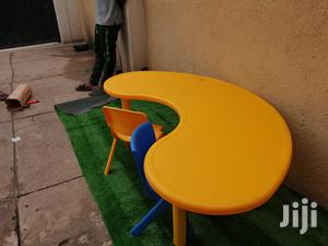 Executive Kindergarten Desk And Chair For Sale   Furniture for sale in Lagos State, Ikeja
