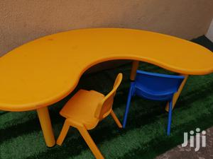 Modern Schools Plastic Table And Chair For Sale   Manufacturing Services for sale in Lagos State, Ikeja