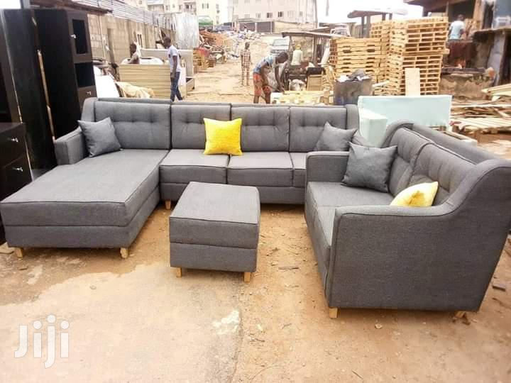 Exclusive L Shapes Sofa | Furniture for sale in Ikorodu, Lagos State, Nigeria