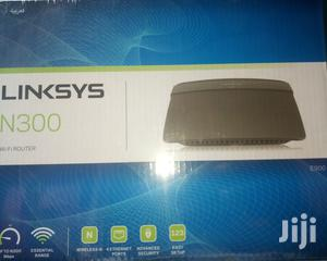 Linksys N300 Wireless Router E900   Networking Products for sale in Lagos State, Alimosho