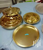 Golden Communion Tray | Kitchen & Dining for sale in Taraba State, Jalingo