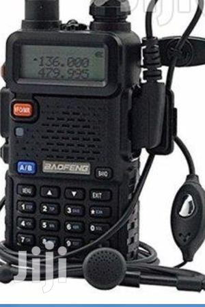 The Baofeng Uv-5r Two Way Radio By Hiphen | Audio & Music Equipment for sale in Rivers State, Port-Harcourt