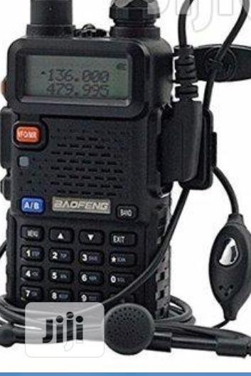 The Baofeng Uv-5r Two Way Radio By Hiphen
