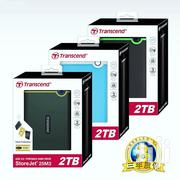 Transcend External Hard Drive 2TB   Computer Hardware for sale in Lagos State, Ikeja