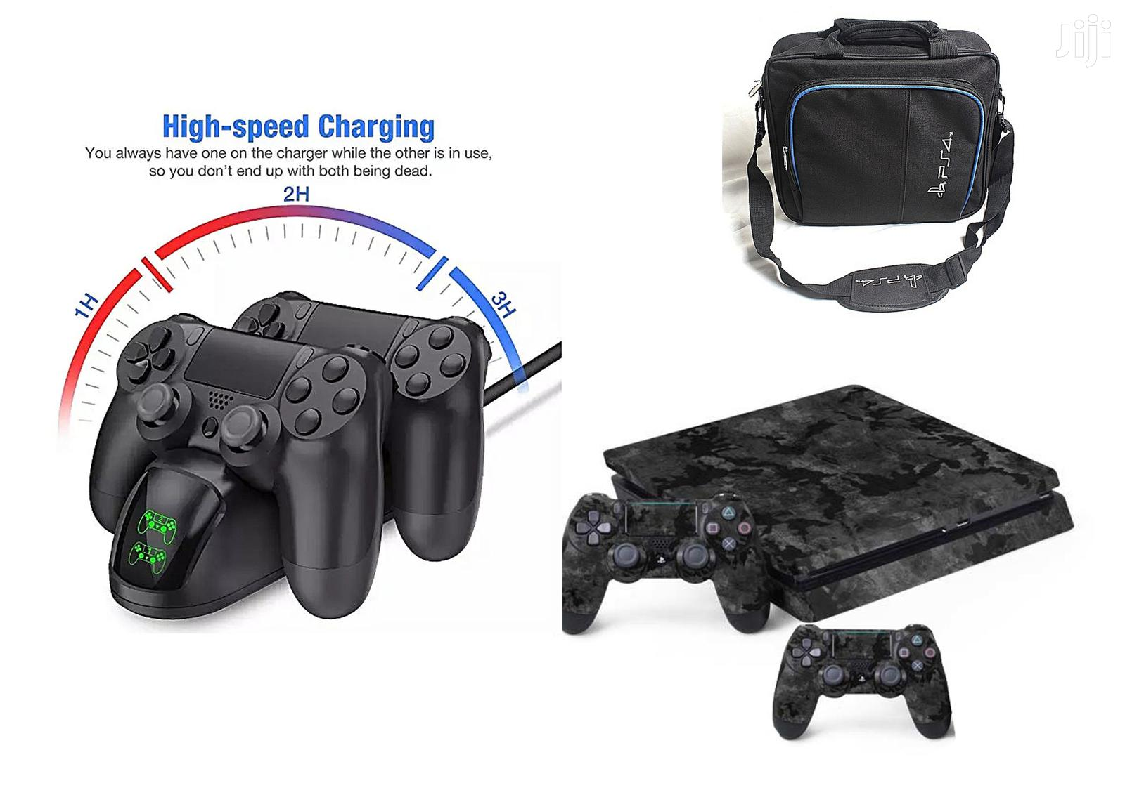 Ps4 Charging Station Stand Camo Ps4 Slim Skin Ps4 Bag In Ikeja Accessories Supplies For Electronics Chiedozie Harrison Mbah Jiji Ng For Sale In Ikeja Buy Accessories,Small Kid Room Boys Small Kids Bedroom Ideas