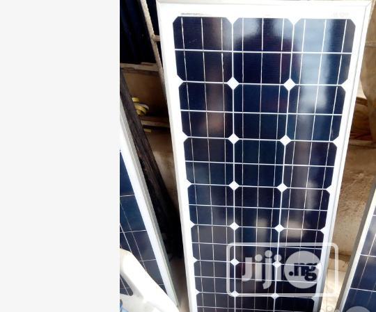 130watts Solar Panel