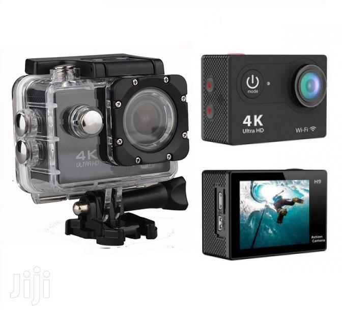 4K Wifi Ultra HD Sport Action Camera