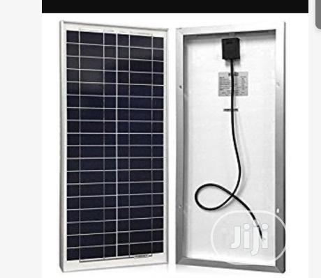 100watts Solar Panel