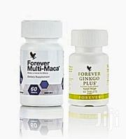 Forever Living Multimaca+Gingkoplus/Libido | Vitamins & Supplements for sale in Lagos State, Ikeja
