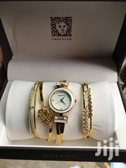 Anne Klein Set Wristwatch With Bracelet | Jewelry for sale in Lagos State, Lagos Island