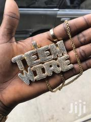 #2,000 Per Letter Place Order For Your Customised Name Pendant. | Jewelry for sale in Lagos State, Lagos Island