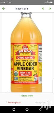 Organic Raw Apple CIDER | Vitamins & Supplements for sale in Lagos State, Ojota
