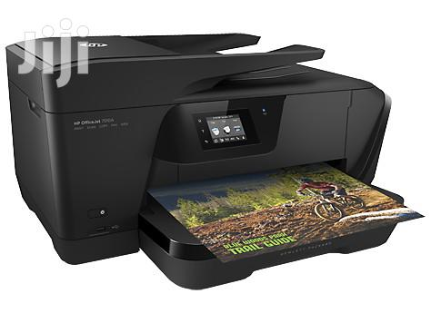 HP Officejet 7510 Wide Format All-In-One Printer | Printers & Scanners for sale in Isolo, Lagos State, Nigeria