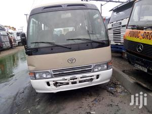 Toyota Coaster 2006 Beige   Buses & Microbuses for sale in Lagos State, Apapa