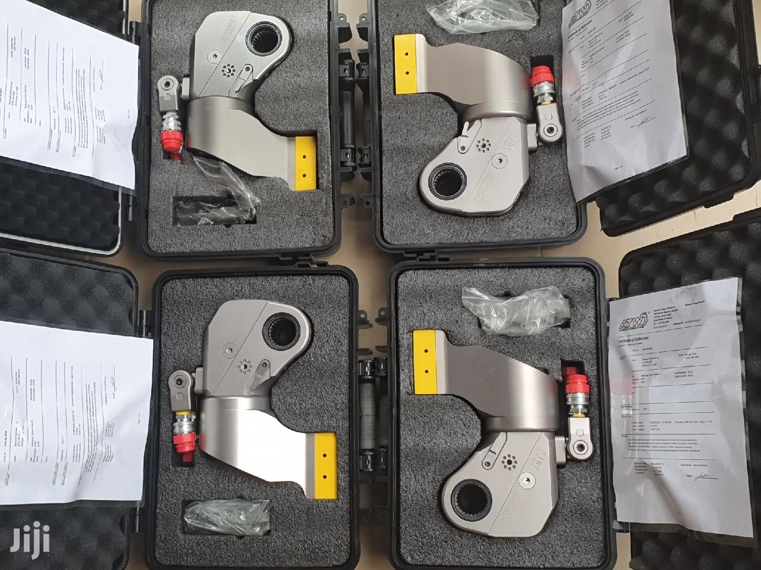 Hydraulic Torque Wrench | Hand Tools for sale in Ojo, Lagos State, Nigeria