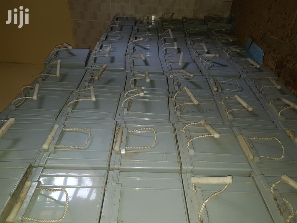 Fairly Use Original Solar Batteries 200ah | Solar Energy for sale in Kubwa, Abuja (FCT) State, Nigeria