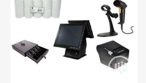 Point Of Sale System Hardware Only Kit B BY HIPHEN SOLUTIONS