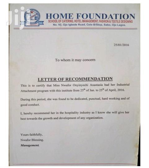 Hotel Staff In Surulere | Hotel CVs for sale in Amuwo-Odofin, Lagos State, Nigeria