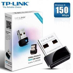 Tp-Link 150 Mbps Wireless N Nano USB Adapter | Networking Products for sale in Lagos State, Ikeja