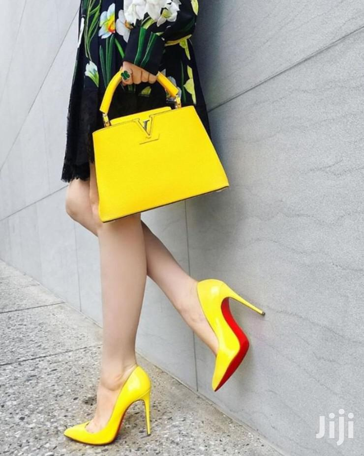 Louis Vuitton Female Shoe And Bag Available As Seen Make Order
