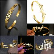 Customize Your Titanium Steel Bracelet at Affordable Price | Jewelry for sale in Lagos State, Ajah