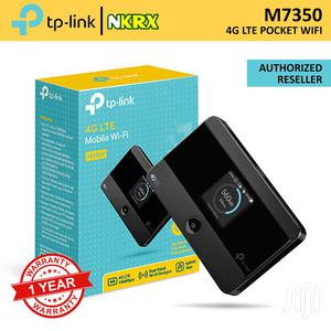 M7350 Tp-link Universal 4g Lte Mobile Wi-fi   Networking Products for sale in Lagos State, Ikeja