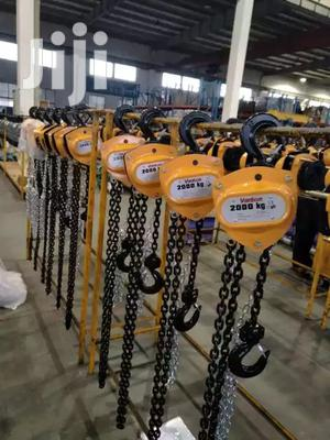 Vital Chain Block 20 Ton | Manufacturing Equipment for sale in Rivers State, Port-Harcourt