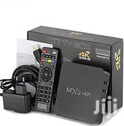 MXQ PRO Quad Core Android 7.1 Smart TV Box HDMI WIFI 4K | TV & DVD Equipment for sale in Lagos State, Ikeja