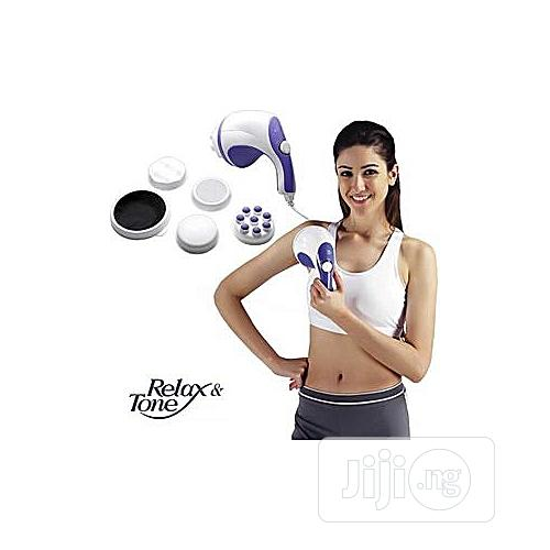 Relax & Tone Spin Tone Beauty Body Massager