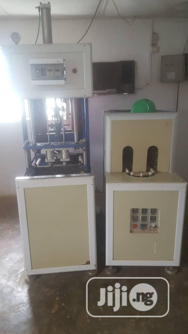 Pet Blowing Machines (Used)