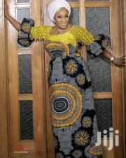 Ankara Dress With Sample Lace Material | Clothing for sale in Lagos State, Lekki Phase 1