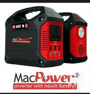 Macpower Portable Solar Inverter Powerbank Generator   Solar Energy for sale in Ogun State, Ijebu Ode