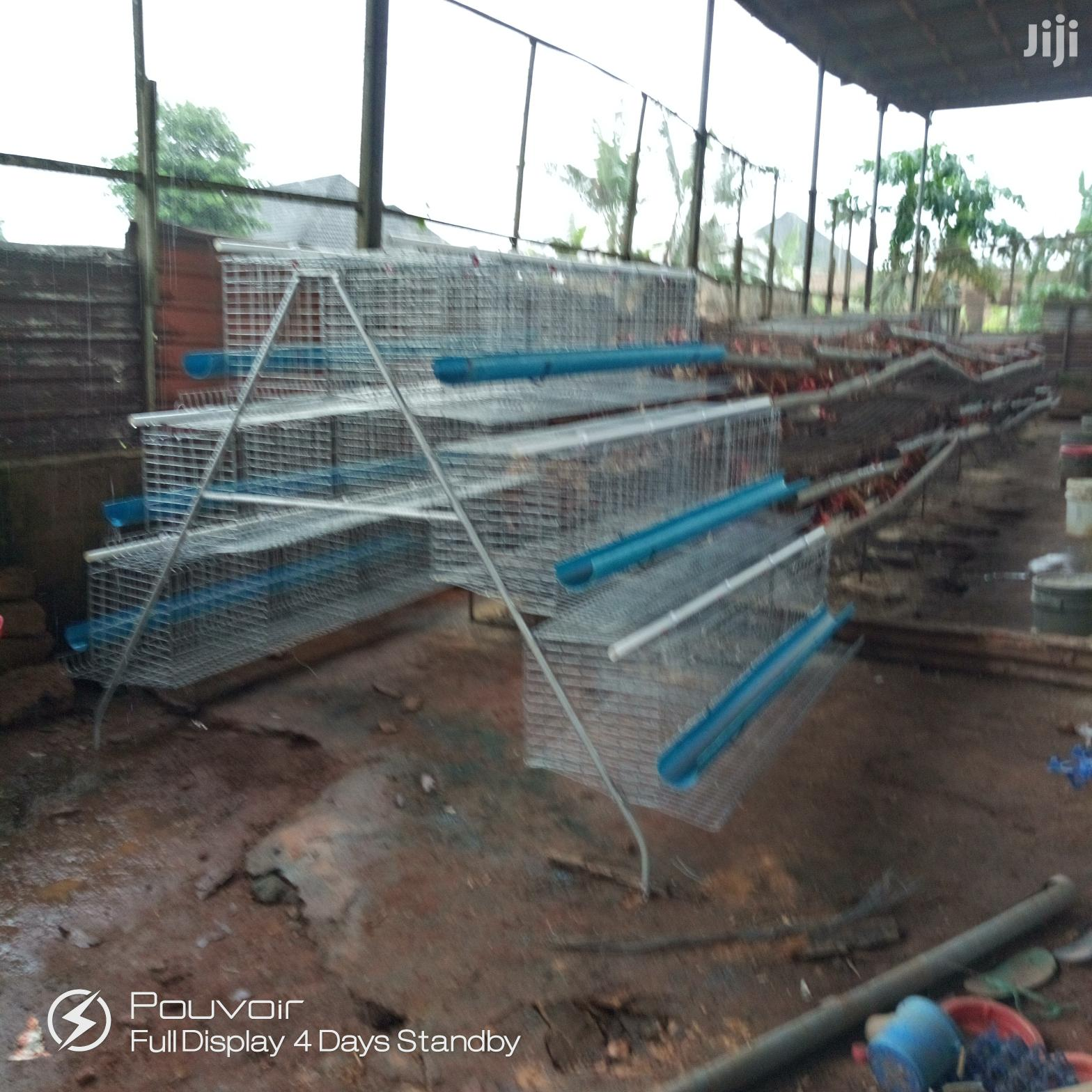 Poultry Cage | Farm Machinery & Equipment for sale in Akinyele, Oyo State, Nigeria