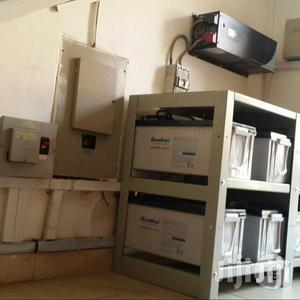 5kva Inverter Solar Combo 4batteries and 8-200w Panels (COD)   Solar Energy for sale in Lagos State, Ikeja
