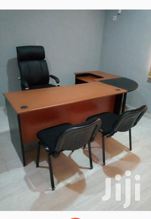 Office Table With Chairs | Furniture for sale in Lagos State, Gbagada