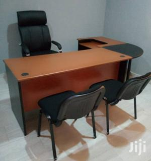Office Table With Chairs | Furniture for sale in Lagos State, Ibeju