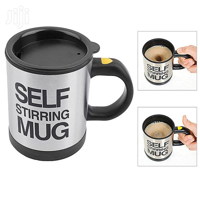 Automatic Coffee Mixing Cup Self-stirring Coffee Mug 350ml | Kitchen & Dining for sale in Owerri, Imo State, Nigeria