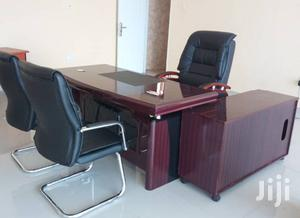 Office Table and Chairs   Furniture for sale in Lagos State, Yaba