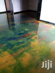 3D Epoxy Chemicals Installation And Stamp Concrete | Building & Trades Services for sale in Anambra State, Awka