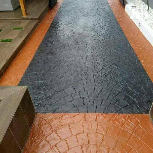 3D Epoxy Chemicals Installation And Stamp Concrete | Building & Trades Services for sale in Awka, Anambra State, Nigeria