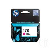 HP 178 CYAN/Yellow/MAGENTA INK CARTRIDGE- Genuine   Accessories & Supplies for Electronics for sale in Lagos State, Ikeja