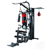 American Fitness Station Gym With Complete Accessories | Sports Equipment for sale in Abuja (FCT) State, Asokoro