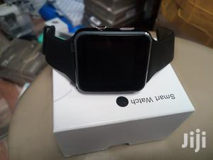 A Portable Smart Watch (Black)   Smart Watches & Trackers for sale in Lagos State, Ikeja