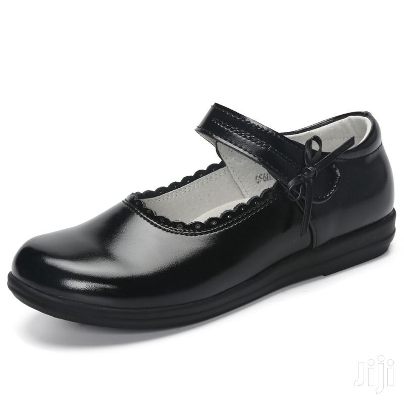 Girl'S School Shoe