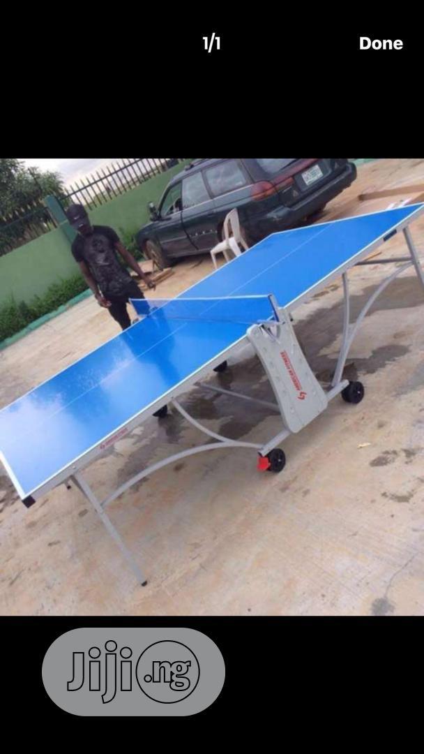 Outdoor Water Resistant Table Tennis