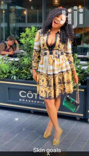 New Cute Mini Longsleeve Dress | Clothing for sale in Lagos State, Ikeja