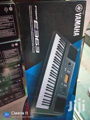 Yamaha Touch-sensitive Portable Keyboard With Adaptor - PSR-E363 | Musical Instruments & Gear for sale in Lagos State, Ojo