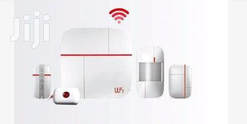 Wireless Smart Home Alarm System - Wifi, GSM & 3G BY HIPHEN