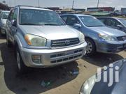 Toyota RAV4 Automatic 2003 Silver | Cars for sale in Lagos State, Amuwo-Odofin