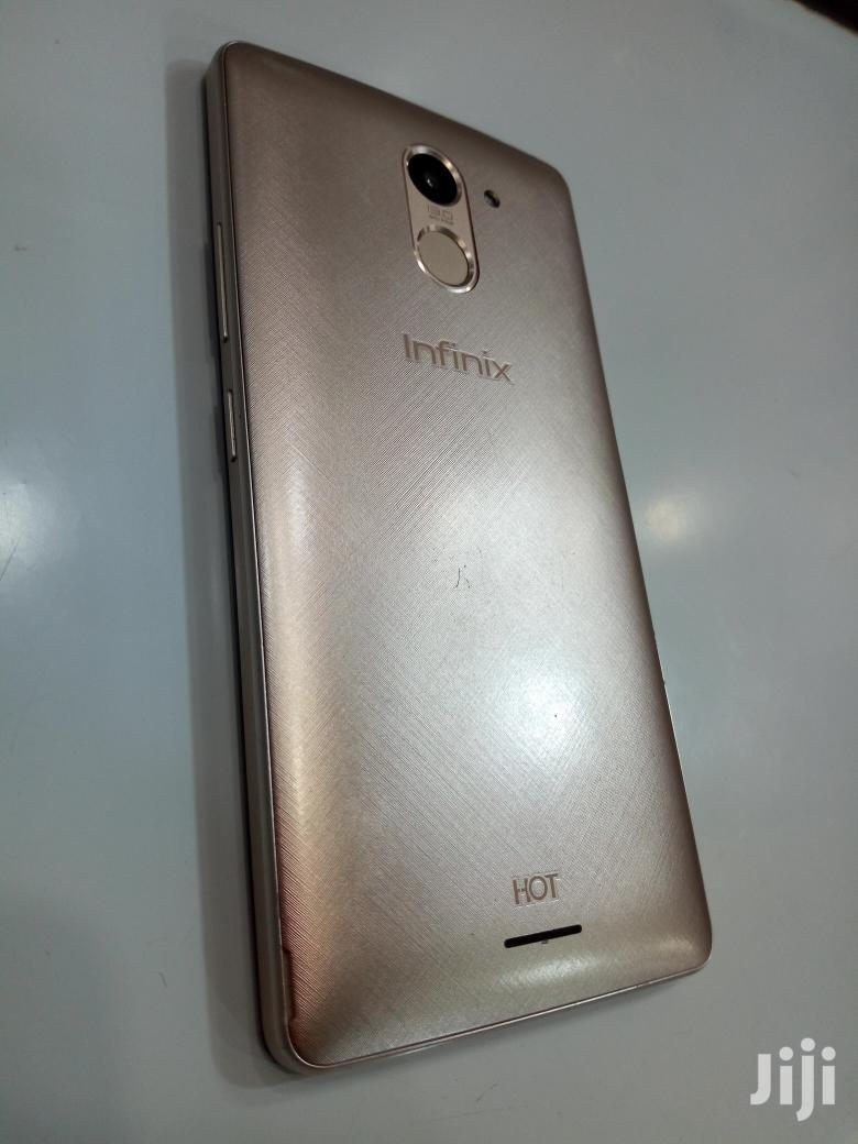 Archive: New Infinix Hot 4 Pro 16 GB Gold